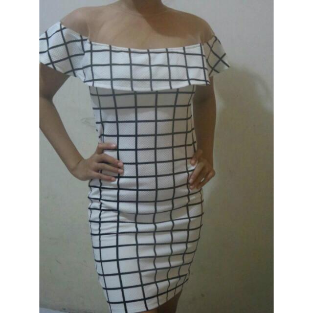 Reprice Dress Sabrina All Size