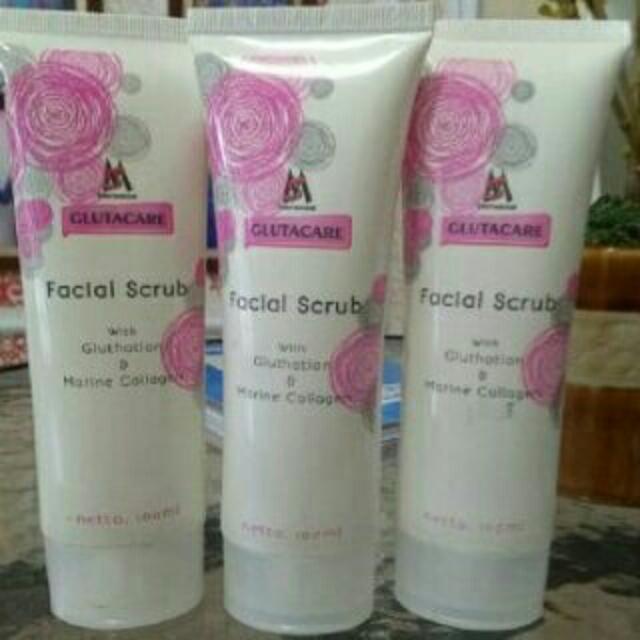 Facial Scrub Msi