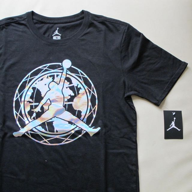 Limited Edition Jordan Logo T-shirt