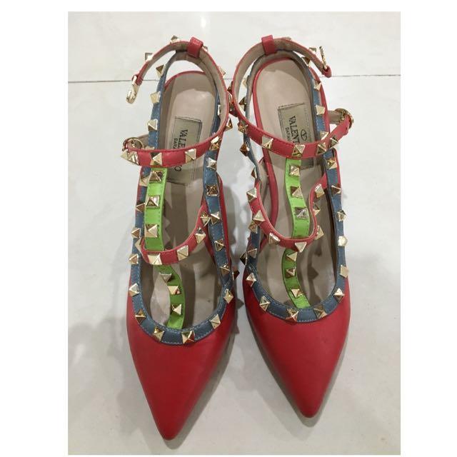 heels valentino kw super size 38