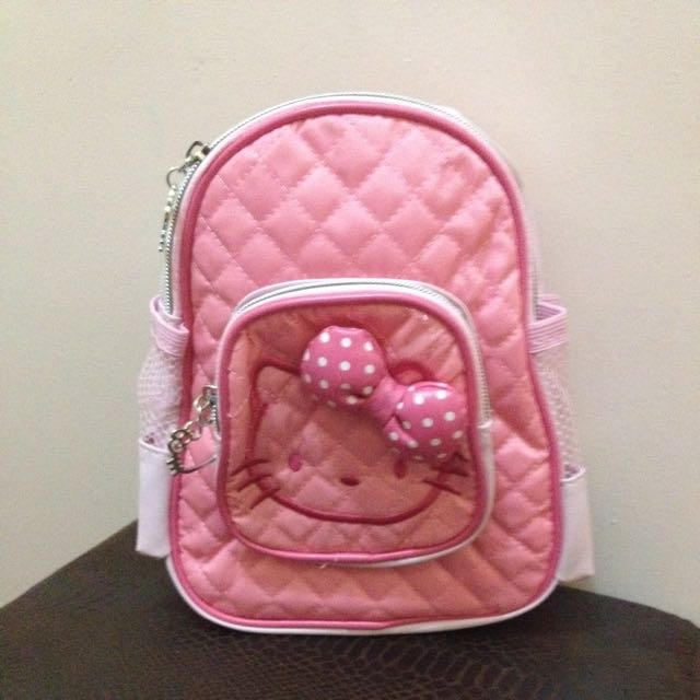 HELLO KITTY BAG FOR KIDS