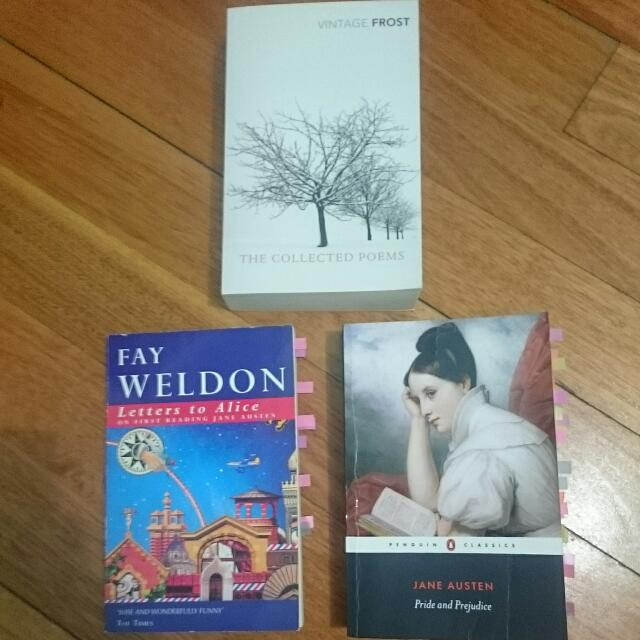 HSC - ADV English Books