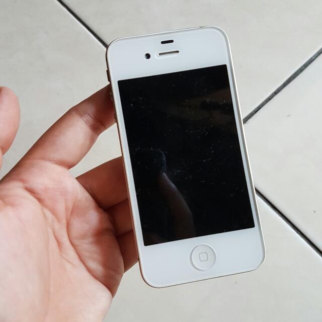 ipohne 4s 128 gb white