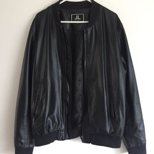 Jack London Leather Jacket