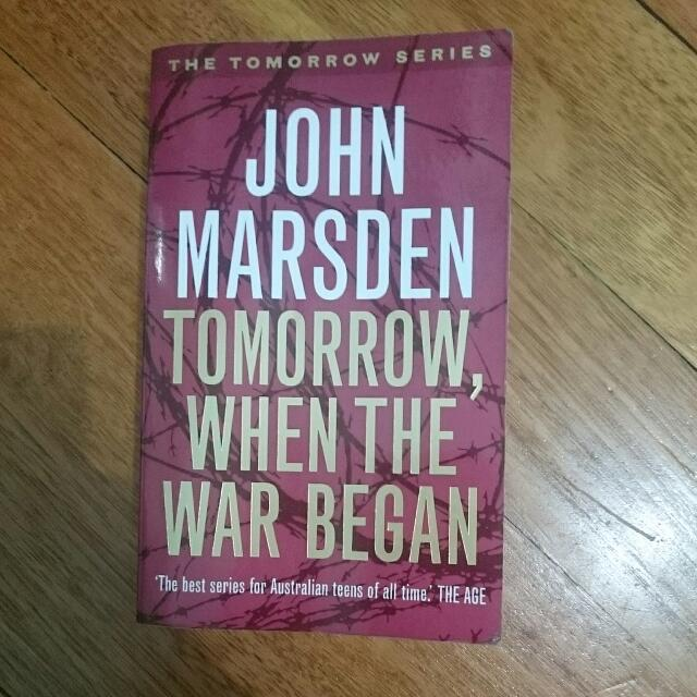 John Marsden - Tomorrow, When The War Began