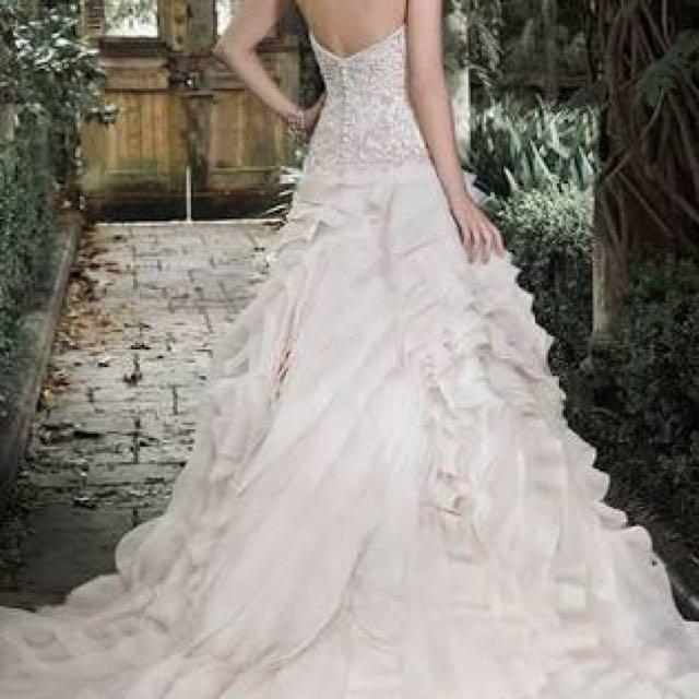 Maggie Sottero Wedding Dress, Size 12