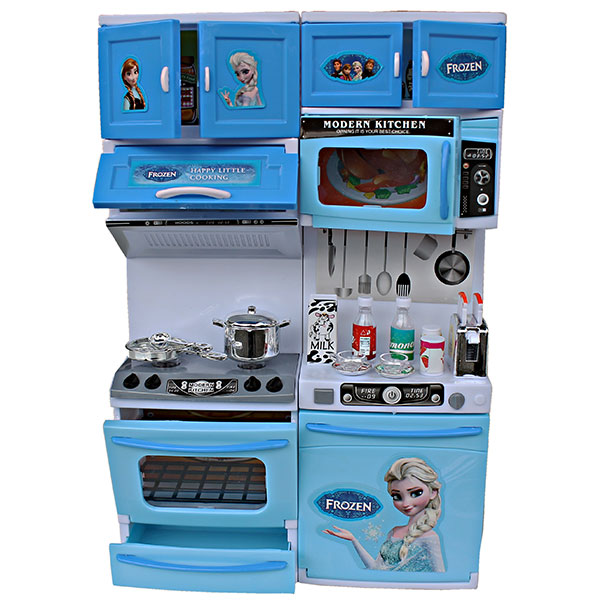 Mainan Anak Kitchen Set Frozen Type A Mainan Masak Masakan Frozen