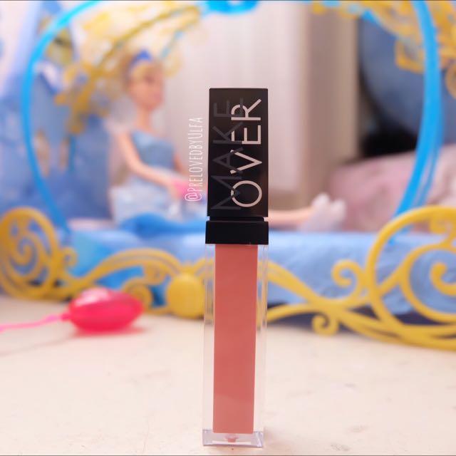 Make Over Liquid Lip Color
