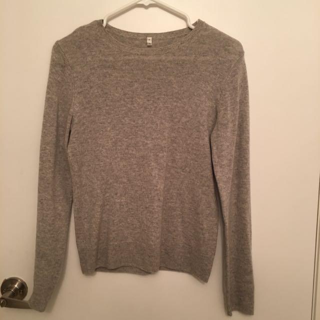 MUJI cashmere Sweater