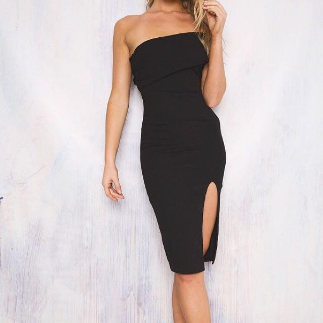off shoulder Skirt
