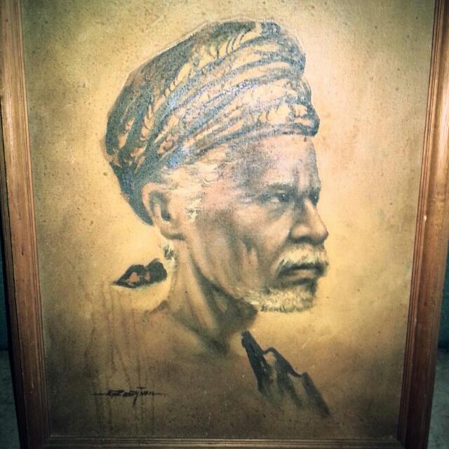 Painting (Oil on Cavas)
