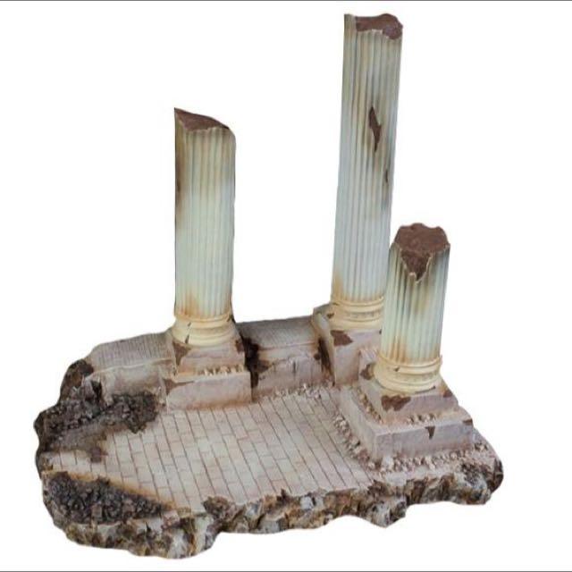 Pantheon Diorama By TRIAD Toys