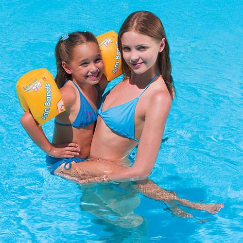 Pelampung Anak Ban Tangan Swim Safe ABC Step C Bestway 32033