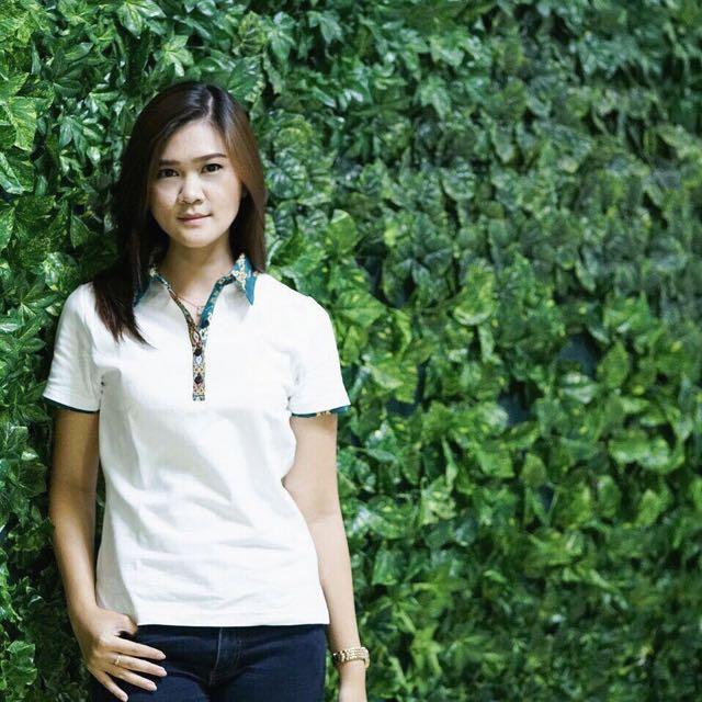 Polo Batik Shirt By Rolen