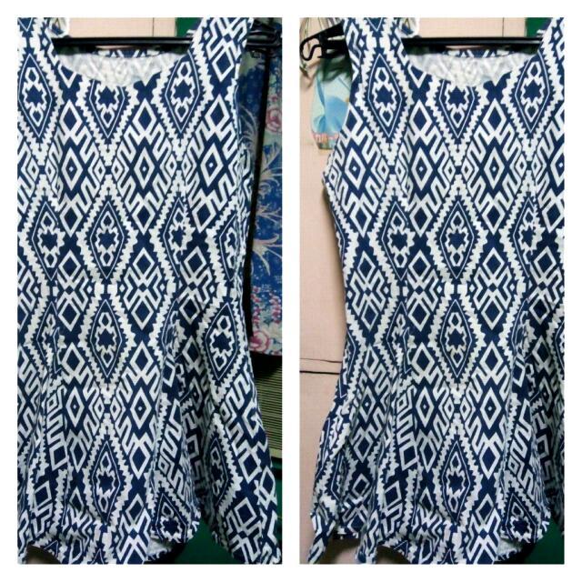 REPRICED Printed Dress/Top
