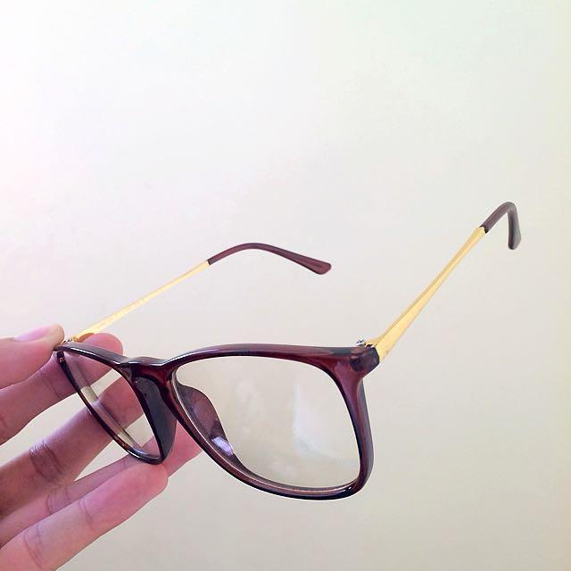 Sunnies Specs Nerdy Glass