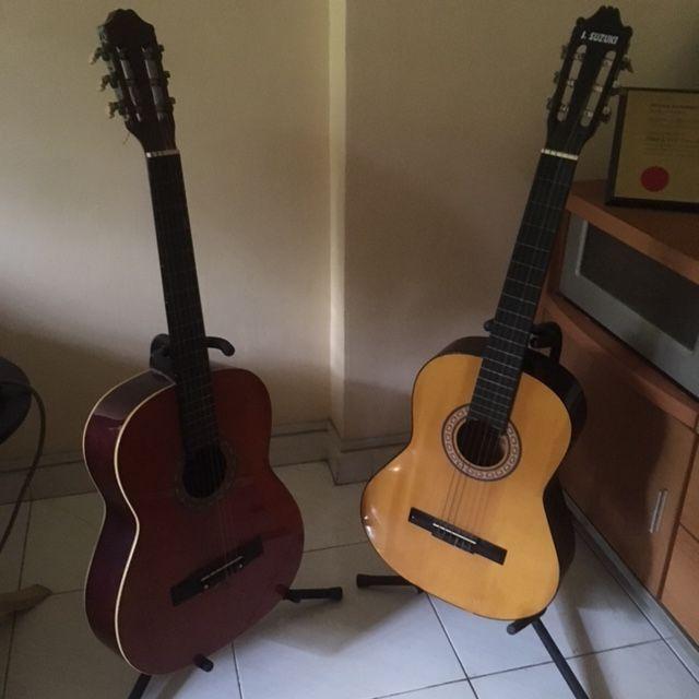Suzuki and Synchronium Guitar Sets
