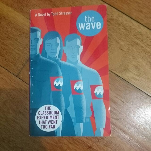 Todd Strasser - The Wave