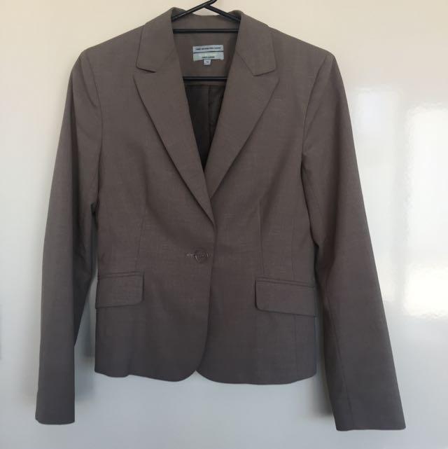 Veronika Maine Blazer / Jacket Size 12