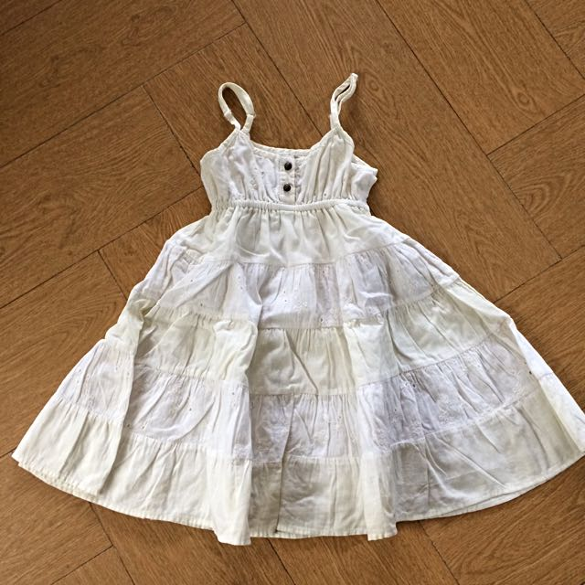 White Dress Anak