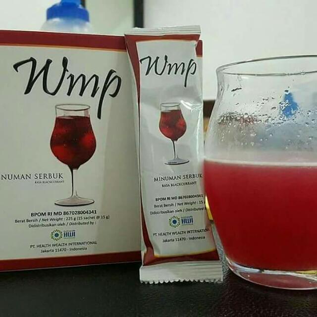 WMP solusi diet sehat n aman