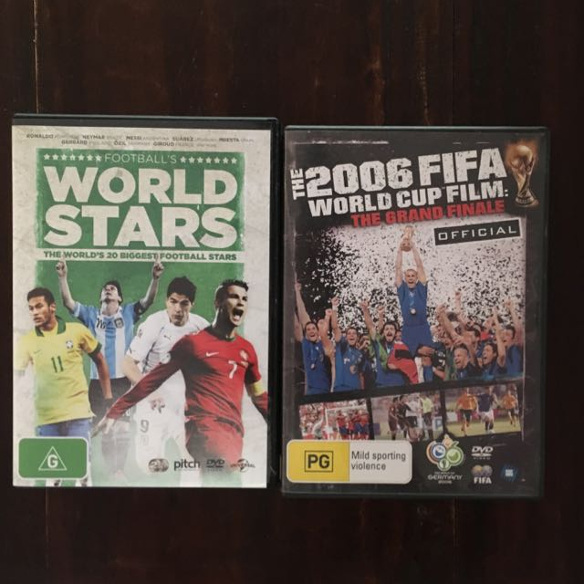 World Cup And Soccer Documentary