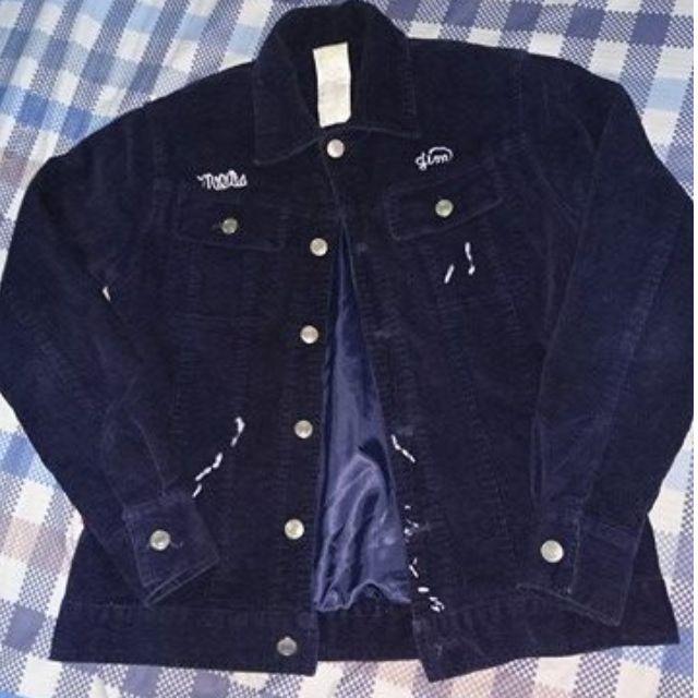 WTAPS 刺繡 燈芯絨 夾克外套 余文樂著用款