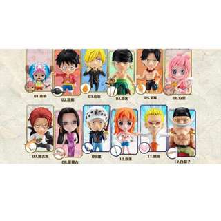 Seven Eleven One Piece Collection 7仔