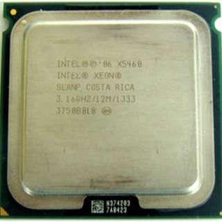 Intel X5460 / 771四核 /3.16G/12M/ 超越Q9650 I5-760 /