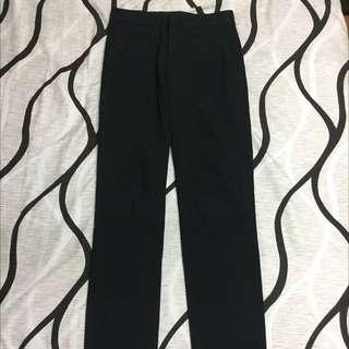 ZARA黑色西裝褲