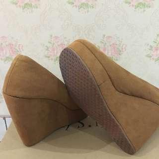 Ballerina Flats Wedges Shoes