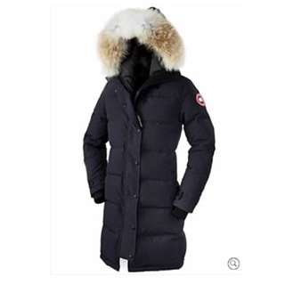 New Navy Canada Goose Shelburne Jacket size XS