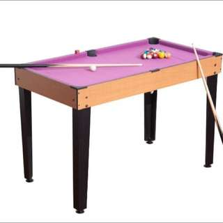 BRAND NEW MULTI-GAME TABLE