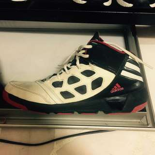 Adidas Torsion System Basketball Shoes