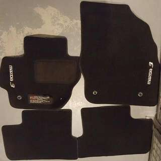Mazda 3 OEM Floor Mats for sale!