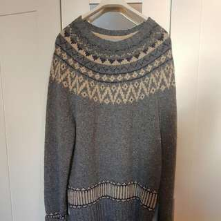 Tommy Hilfiger Wool Sweater