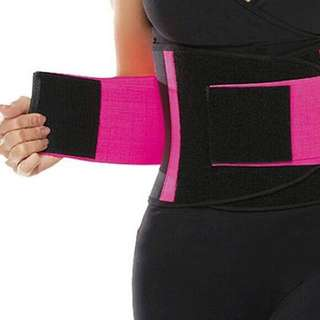 Xtreme Powerful Fat Burn Double Strap Waist Trimmer Belt Hot Slim Fitness Body Sports Gym Thermo Shaper