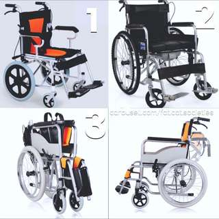 Wheelchair From $75 To $150