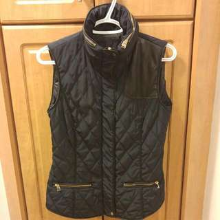 ZARA Basic Quilted Vest