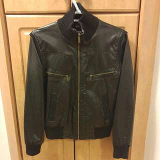 Urban Outfitters BDG Pleather Jacket