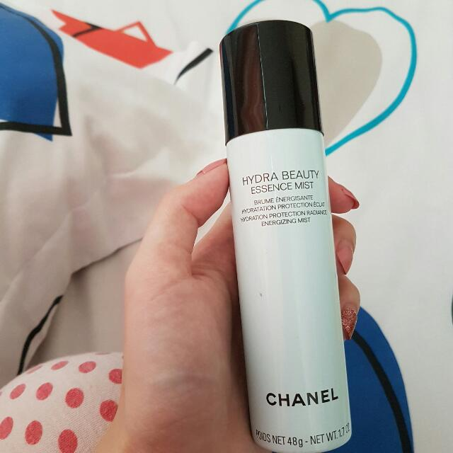 100%ori chanel hydra beauty essence mist