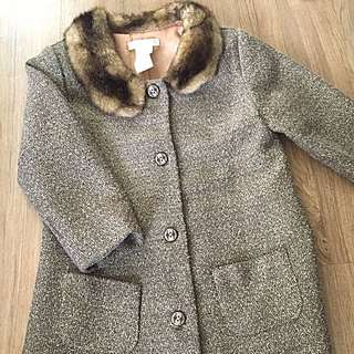 Candy Trench Coat