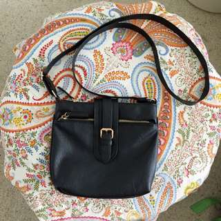 Little Black Crossbody Bag