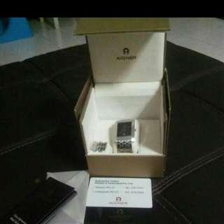 Aigner Unisex Dress Watch