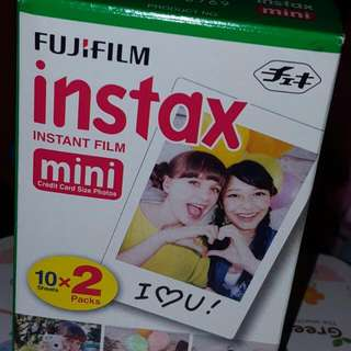 *Sold* Insta Polaroid Flim