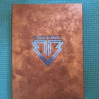 BIG BANG ALIVE ALBUM DAESUNG METAL CASE