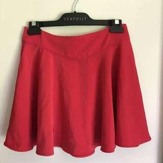 Mink Pink Pink Skirt