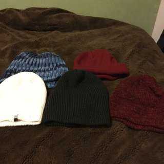 Five Types Of Beanies