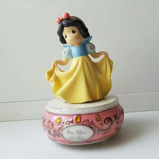 Precious Moments Disney Musical Figurine