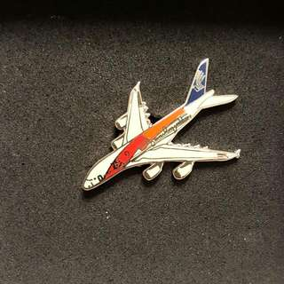 Singapore Airlines SG50 A380 Pin